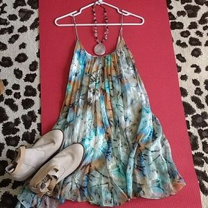 NWT Zara Woman tent/swing dress
